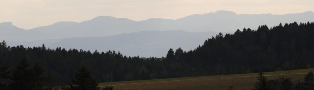 Fluglärm im Südschwarzwald und am Hochrhein